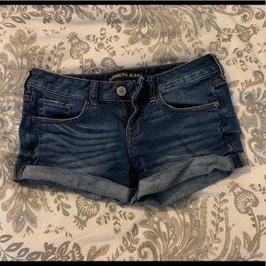 Express Jean short